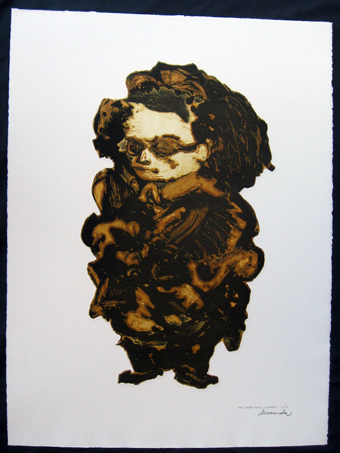 The Great Franz Schubert by Arthur Secunda special price art print sale